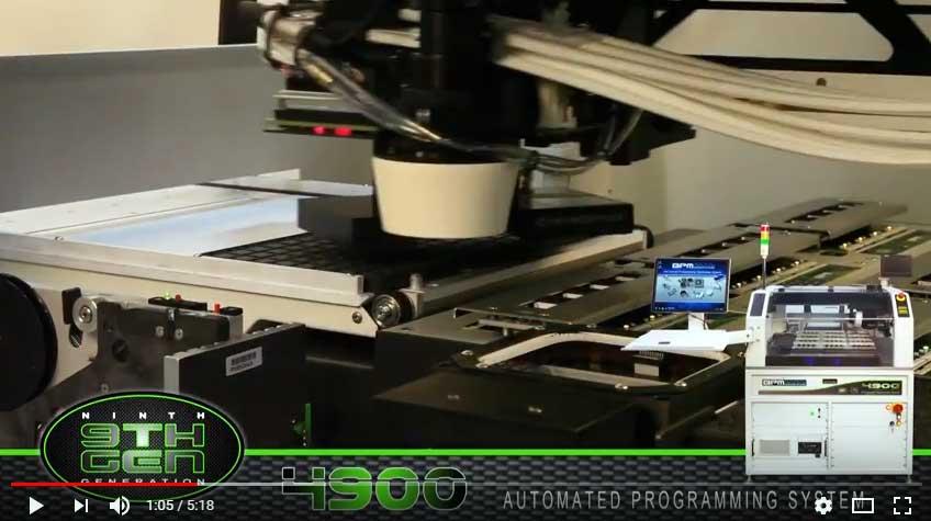 BPM Microsystems WhisperTeach™ Video