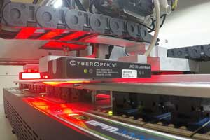 CyberOptics 120 Laser Camera