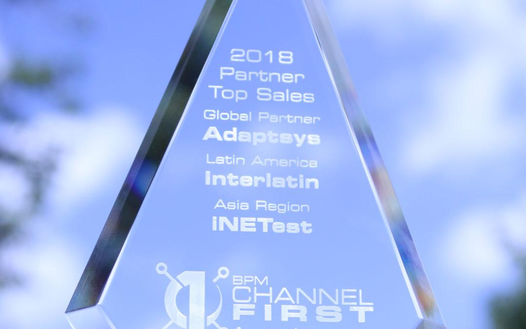 BPM Microsystems Announces Top Channel Partner Awards
