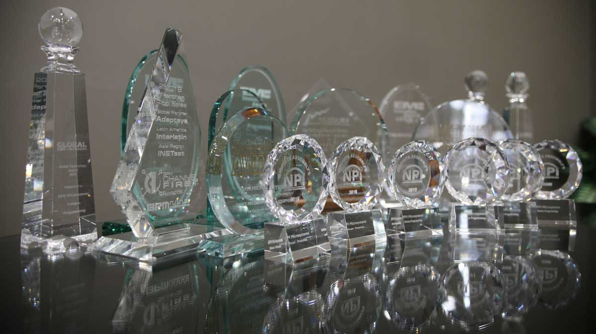 Award Winning Solutions and Support since 1985
