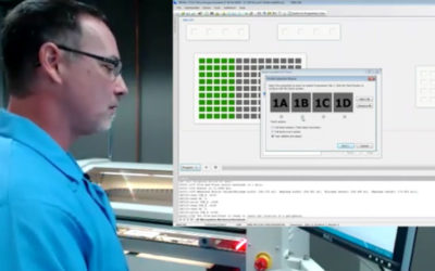 BPM Microsystems 3901 Automated Programming System using WhisperTeach™