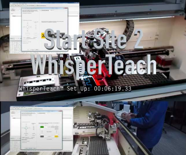 WhisperTeach™ in Real-Time