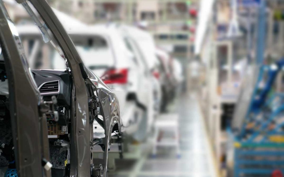 Programmable Device Shortage causes Auto Makers to Cut Output, Idle Plants