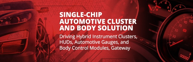 BPM Releases First-In-Family Support For Cypress Traveo Family Automotive MCU